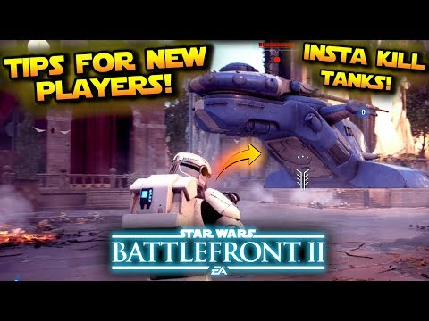 Star Wars Battlefront 2 - Tips For New & Returning Players!