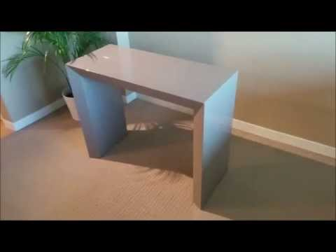 Junior Giant Edge - Console Extending Table Space Saver | Expand Furniture