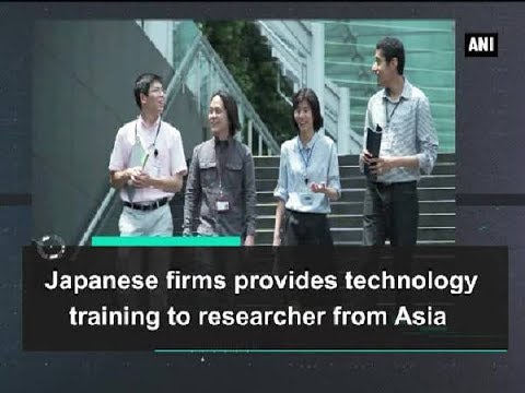Japanese firms provides technology training to researcher from Asia - Japan News
