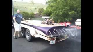 1967 Miller 427 Ford - Engine Running