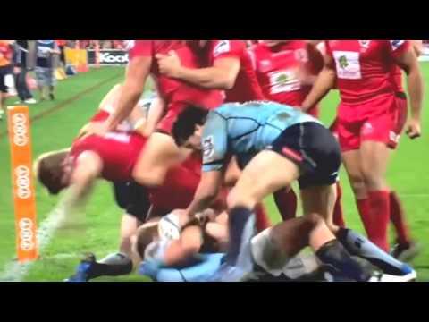 Queensland Reds - Highlights