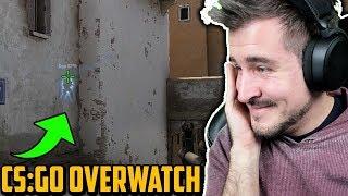 ZACIĄŁ MU SIĘ PRZYCISK DO AIMBOTA! - Overwatch #132