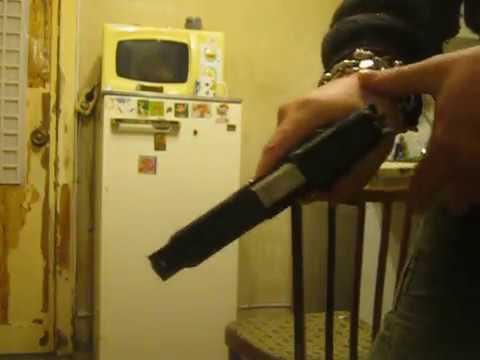 контрольный отстрел пистолета ярыгина викинг сх  контрольный отстрел пистолета ярыгина викинг сх