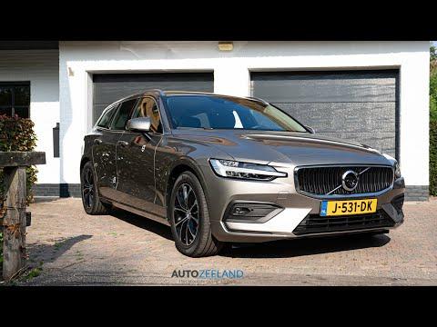 Impressie Volvo V60 B3 Mild Hybrid Business Pro