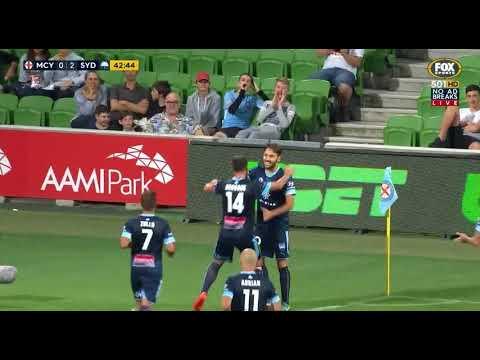 Melbourne City VS Sydney FC Round 20 2017/18