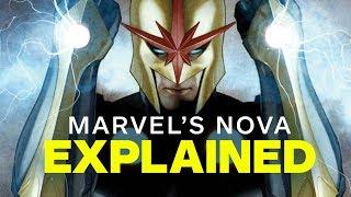 Marvel's Nova Corps Movie Explained