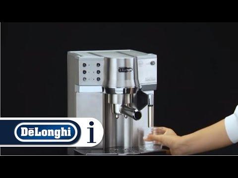 Delonghi Coffee Maker First Use : DeLonghi EC860 Crew Review Doovi