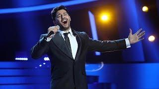 Jorge González imita a Miguel Poveda en 'En el último minuto' - Tu Cara Me Suena