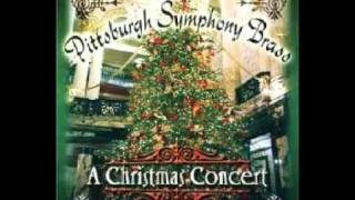 Pittsburgh Symphony Brass -07- Lo, How a Rose E'er Blooming + Volte