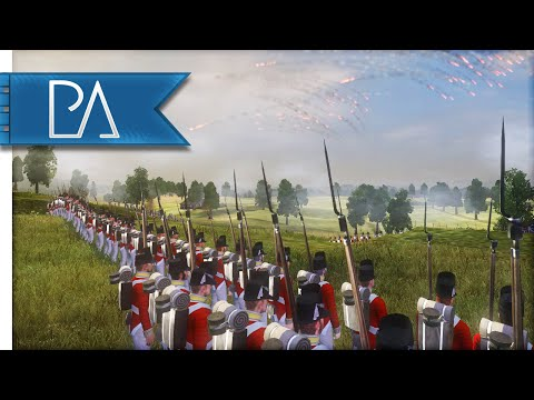 EXPLOSIVE FIELD BATTLE - Napoleon Total War Gameplay