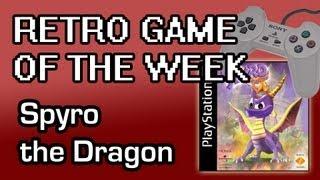Retro Game of the Week - Spyro the Dragon (PSX)