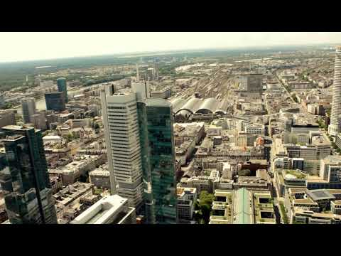 Frankfurt am Main - Full HD Video