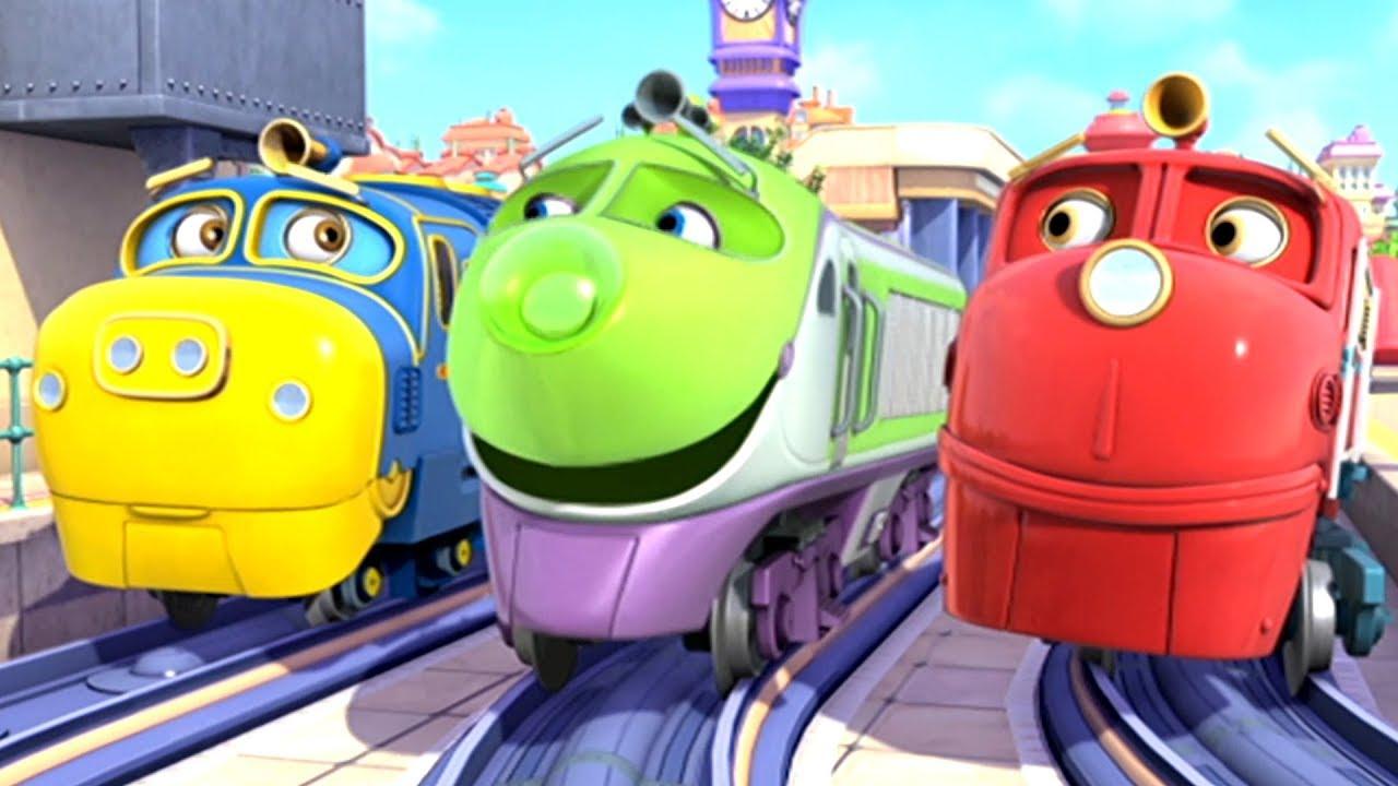 Chuggington italiano il treno dellanno raccolta di episodi