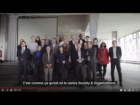 Sustainability is our Business - Society & Organizations Center HEC Paris