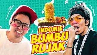 INDOMIE BUMBU RUJAK Collab With ATTA HALILINTAR – Enak Gak Ya!?