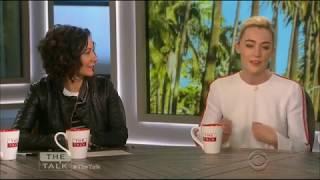 Saoirse Ronan appearance on The Talk   (November 15, 2017)