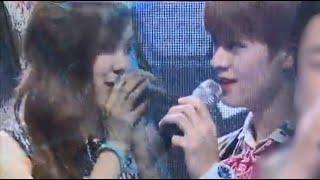Download lagu BTOB Sungjae & Blackpink Rosé Moments (SBS Fantastic Duo 2)