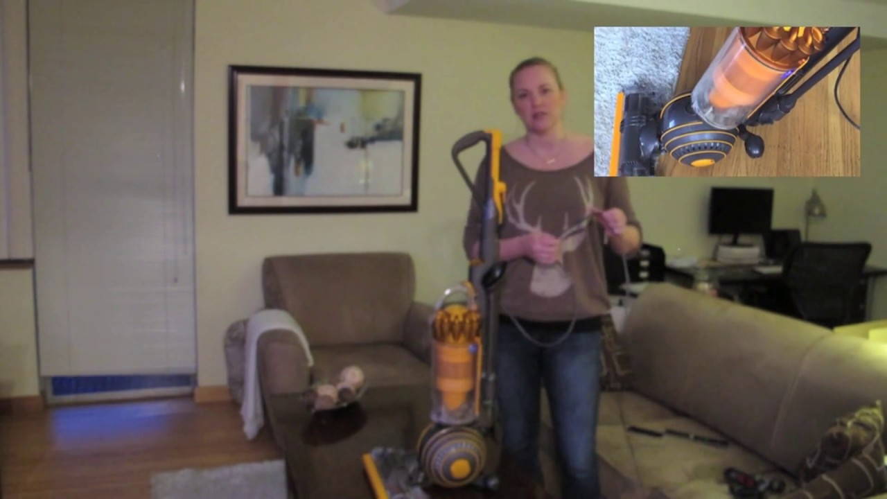 dyson ball multifloor 2 upright vacuum blogger review