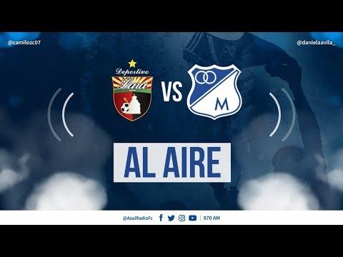 Deportivo Lara vs. Millonarios, Copa Libertadores, grupo 7