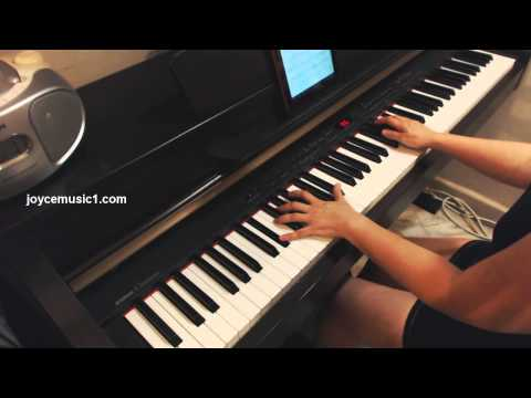 Lorde - Yellow Flicker Beat - Piano Cover & Sheets