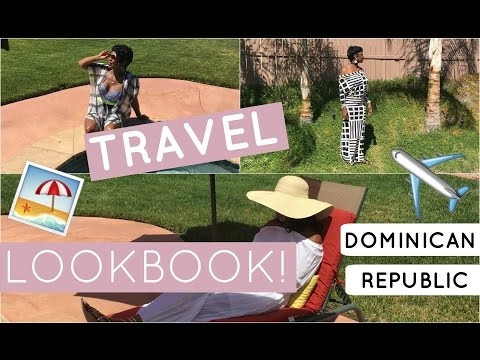 Dominican Republic Travel Lookbook + Outfit Ideas! l Lexie Hogan