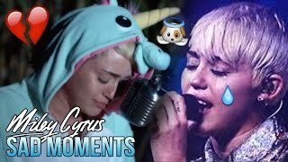 Try NOT to Cry with Miley Cyrus (Sad Moments)