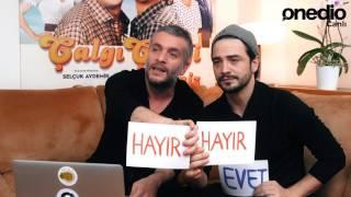 Çalgı Çengi'nin Süper İkilisi Murat Cemcir ve Ahmet Kural Canlı Yayında Kapışıyor!