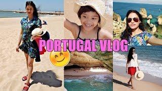 पुर्तगाल घूमें मेरे साथ PORTUGAL🇵🇹 VLOG | Things To Do In Algarve |Beyourself Channel
