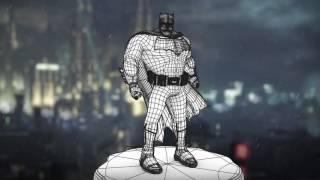 Character Modeling Reel - Batman : The Dark Knight Return