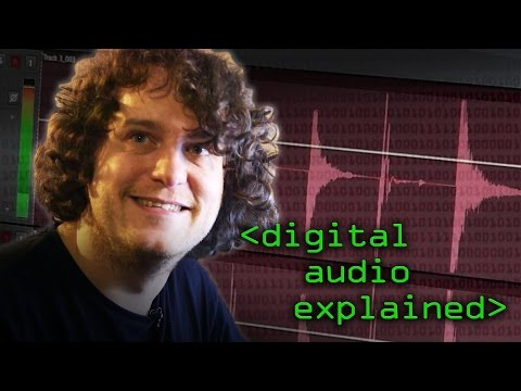 How Digital Audio Works - Computerphile