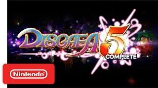 Disgaea 5 Complete – Nintendo Switch Trailer