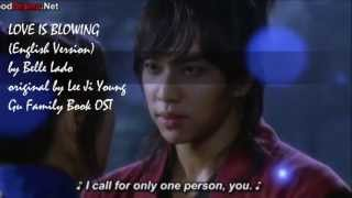 english version love is blowing   the love story of kangchi gu family book ost lyrics mp3