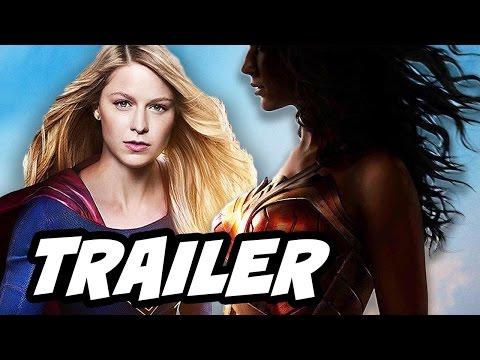 Supergirl Season 2 Episode 2 Wonder Woman Metallo Trailer Breakdown