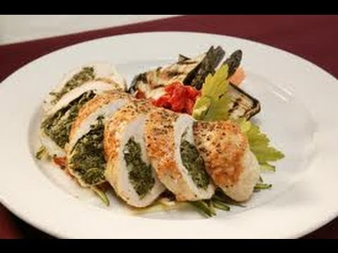Stuffed chicken - Great Romanian Recipe