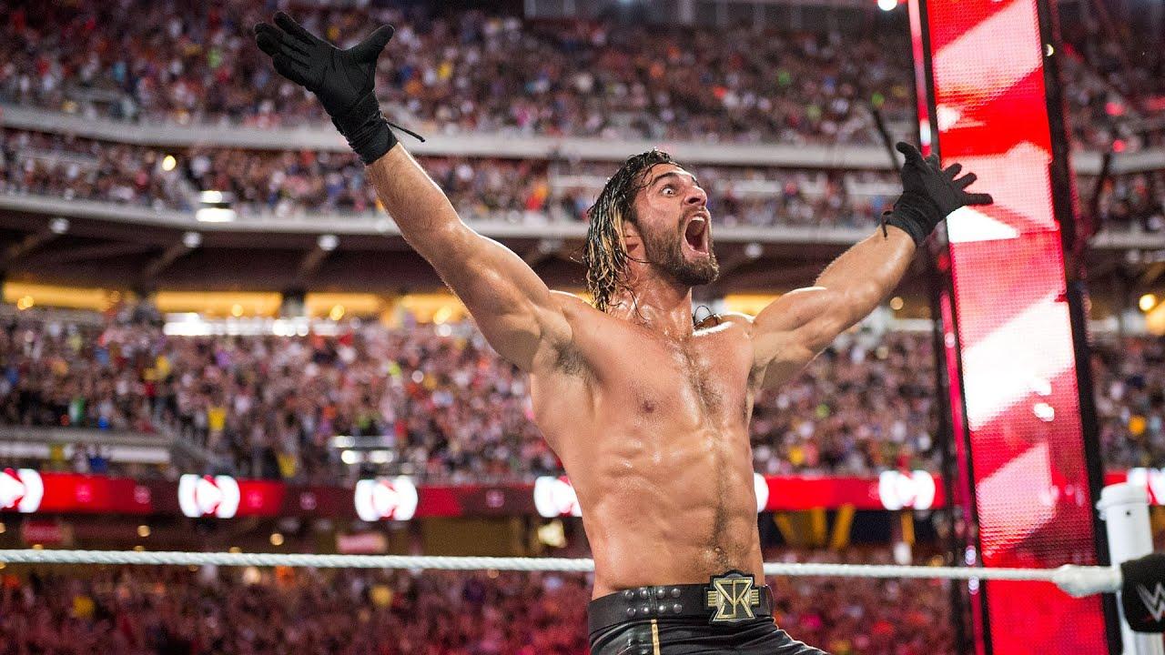 Seth Rollins' greatest moments: WWE Playlist