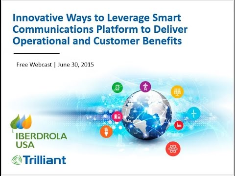 WEBINAR: Innovative Ways to Leverage Smart Communications Platform to Deliver Operational an