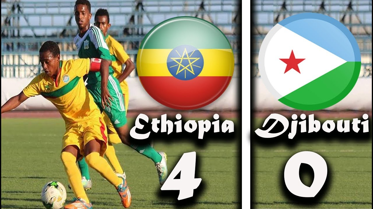 Ethiopia 4-0 Djibouti [FULL MATCH HIGHLIGHT] #AFCON 2018
