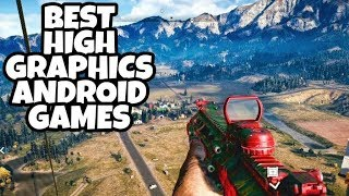 Top 15 OFFLINE Android/iOS Games With High Graphics 2018   Top Android/iOS Games 2018