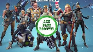 FORTNITE - Chanson thème (Trap Remix) Basse boostée ( AKS BASS BOOSTED