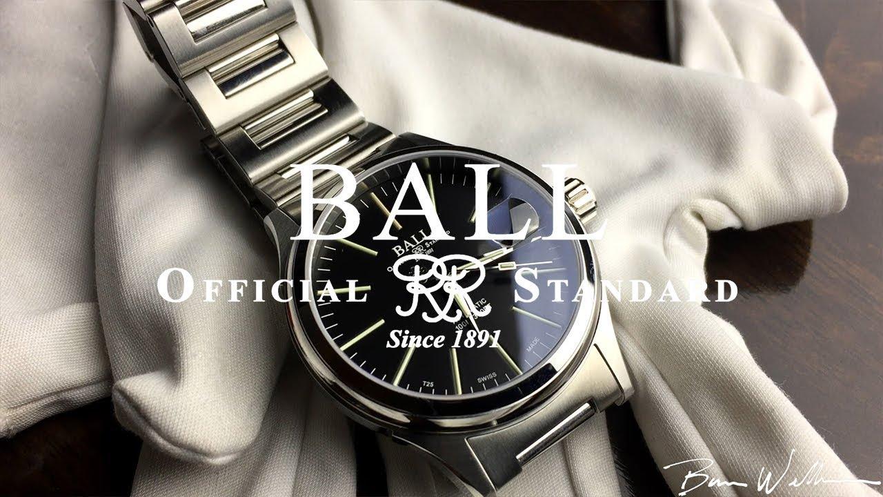 4de6c87a128 My favorite  1000 watch - Ball Fireman Enterprise - YouTube