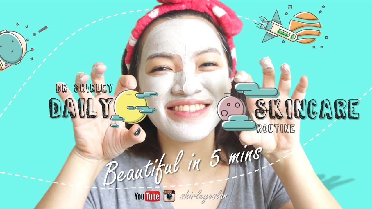 Skincare routine indonesia