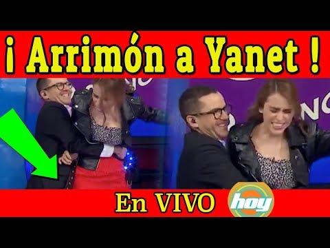 ¡ TREMENDO ARRIMÓN ! le DIO MAURICIO Mancera a YANET García   PROGRAMA HOY thumbnail