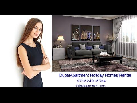 DubaiApartment Holiday Homes Rental in Dubai