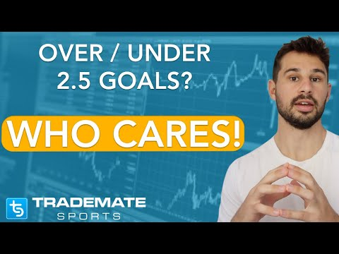 Over/Under 2.5 Goals Betting Strategy | The Quickest & Simplest Way to Find Value Without Watching