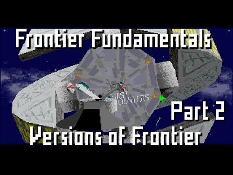 Frontier Fundamentals - Episode 10: Versions of Frontier - Part 2