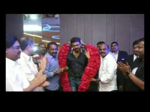 Bairavaa Success Meet Exclusive Video...