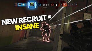 The New Recruit Meta - Rainbow Six Siege