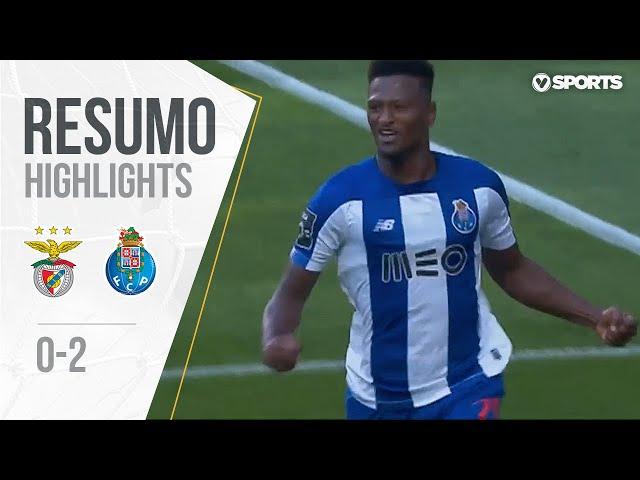 Highlights | Resumo: Benfica 0-2 FC Porto (Liga 19/20 #3)