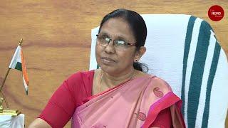 Kerala Health Minister KK Shailaja invited to speak on UN Public Service Day