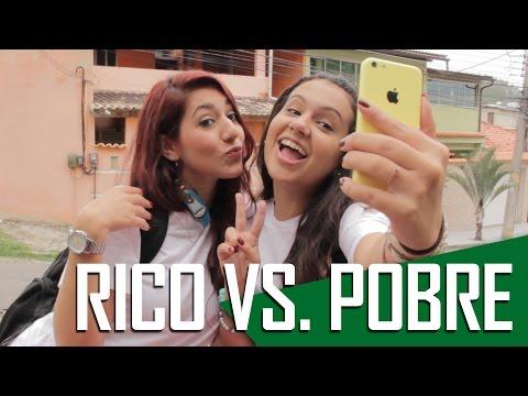 RICO VS POBRE  Canal ixi